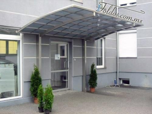 techos de policarbonato toldos On precio de techado de casa