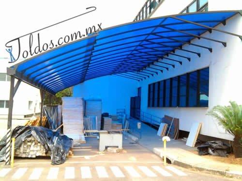 techos de policarbonato | toldos