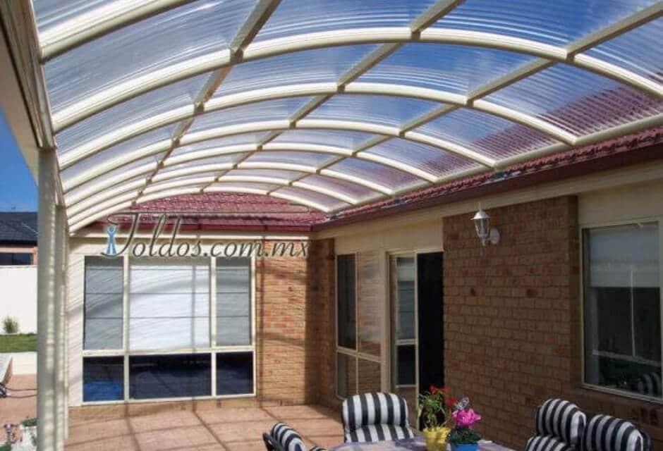 mantenimiento techo de policarbonato